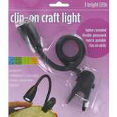 Clip-on Craft Light